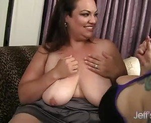 11-03-14 BBW Balchoelette Party 8 Min
