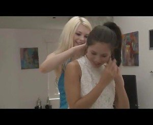 Shyla Jennings and Bree Daniels