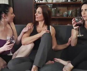 Three young milfs having a threesome - milf.viewse.xyz