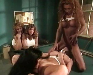 Kassi Nova, Tara Monroe and Wednesday - Porn In The Pen (1993)
