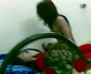 Nasty Kurdish Arab Hostel girls having fun www.asianvideosx.com