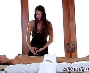 Babe masseuse sensual massage