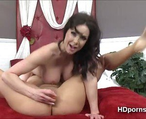 Rachel makes use of her dildo and pummeles Kendra as she gets fingered
