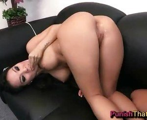 Diamond Enjoys Asas Ass Juice - PunishThatGirl.com