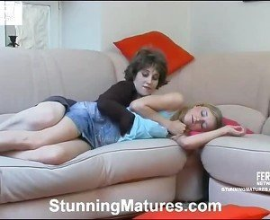 Judith And Leah Hot Mommy Inside Act