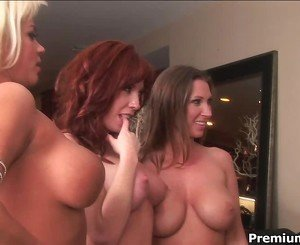 Lesbo HDV Proposes You Dildo Sex Porno Scene