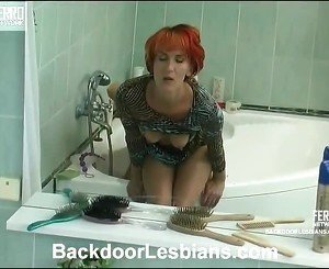 Maria And Susanna Fascinating Anal Lesbo Video
