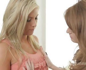 Sizzling Lezbo Faye Reagan Feels Hot And Lustful With Her Hawt Friend Indoor